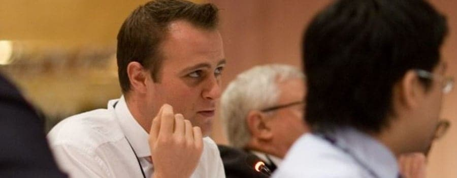 Tim Wilson - Australia human rights
