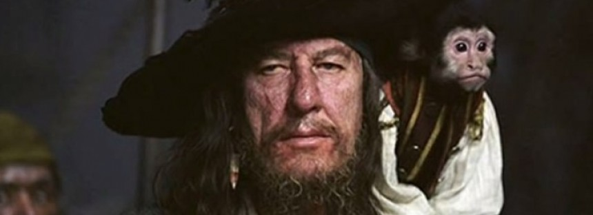Pirates of the Caribbean 5: reject monkeys, say animal welfare groups