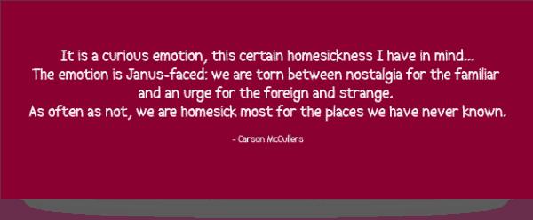 Homesick 7
