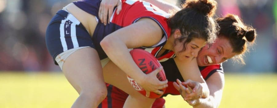 AFL football - women