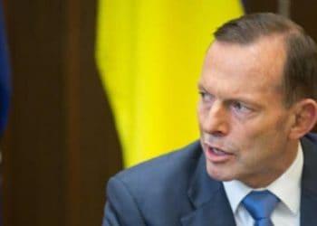 Australia prime minister Tony Abbott - salary
