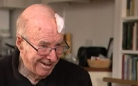 Clive James near to death and thankful for life