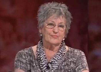 Germaine Greer on Qand A - 2015