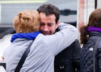 Germanwings plane crash - victims relatives
