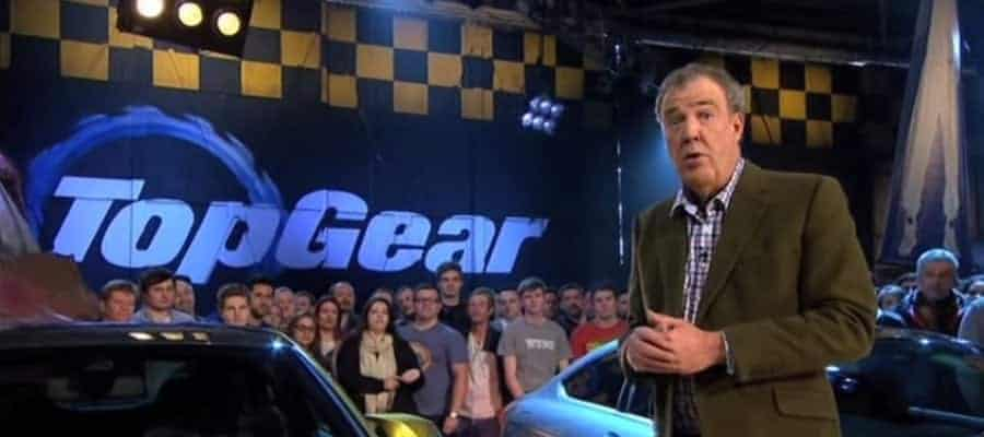 Jeremy Clarkson -- Top Gear