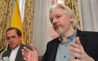 Assange to remain at London embassy until US WikiLeaks investigation ends