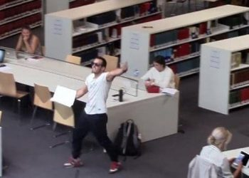 Library rave