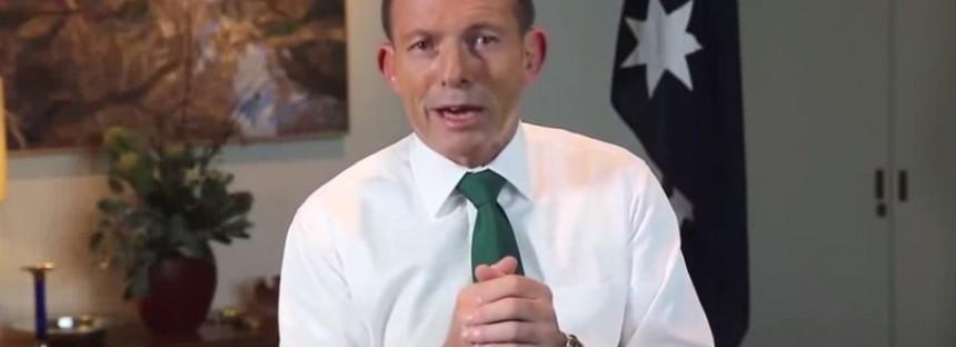 Irish PM rejects Tony Abbott's St Patrick's Day message