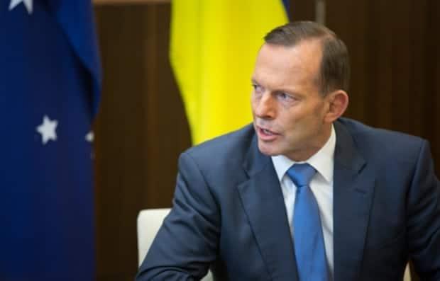 Tony Abbott pay