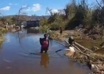 Vanuatu - cyclone pam - drone video