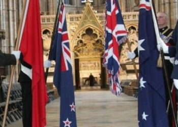 Anzac Day - UK events