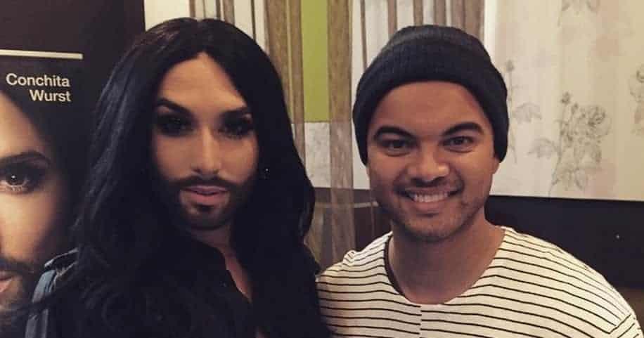 Conchita and Guy