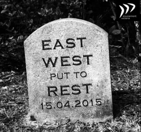 ast West Link RIP