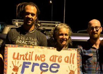 Michael Franti asylum seeker centre Australia DASSAN