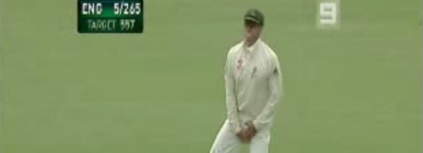 Richie Benaud's funniest commentary moment [VIDEO]