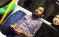 Aussie racist ranter shut down by brave Stacy the commuter [VIDEO]