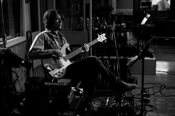 Bernard Fanning - Guitar