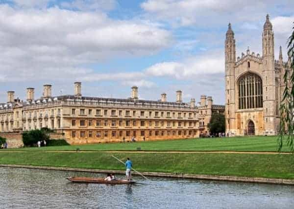 Cambridge - Britain