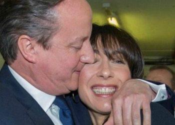 UK election - David Cameron Twitter photo
