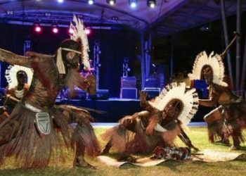 Zugubal Dancers - Origins Festival