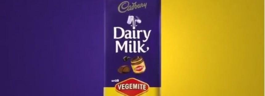 Cadbury introduces new Vegemite Chocolate