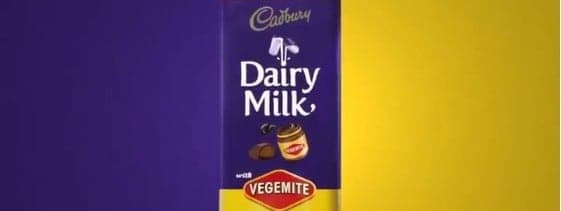 Cadbury Vegemite Chocolate
