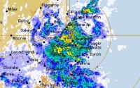 More wild weather lashes eastern Australia