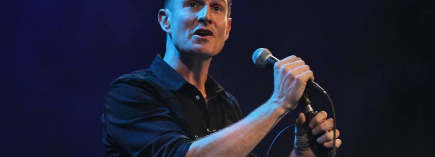 Wil Anderson at the Soho Theatre this weekend