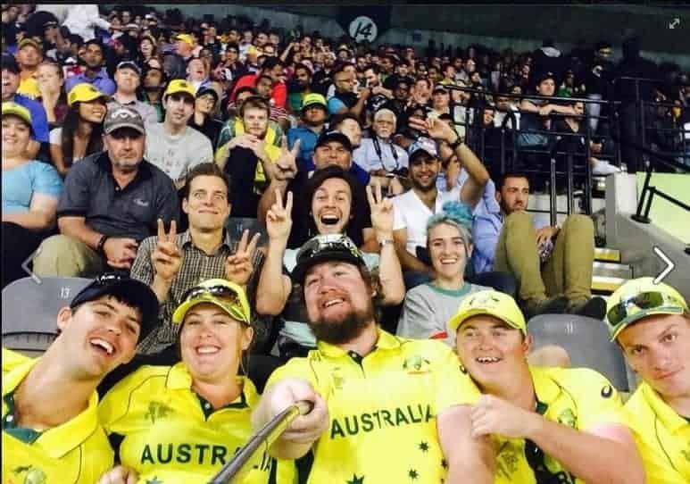 ICC crowd