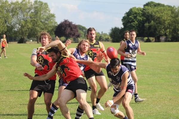 AFL London prem