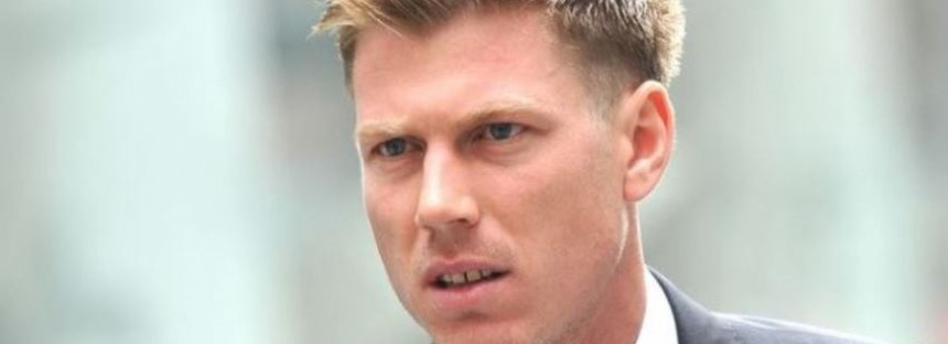 Australian cricketer James Faulkner fined and banned from driving