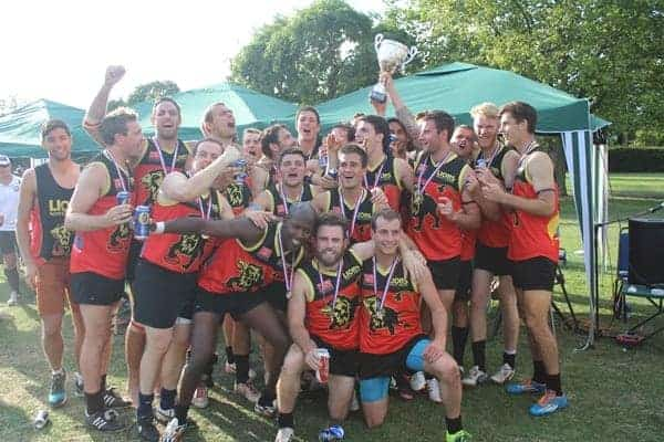 afl london prem 3