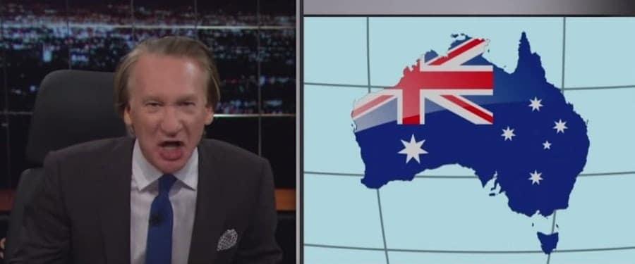 Bill Maher Australia