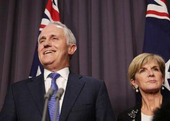 Malcolm Turnbull prime minister-elect