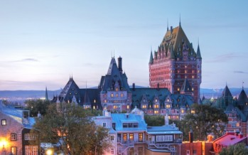 Cross Continental: Looking for Europe and Australia in Quebec
