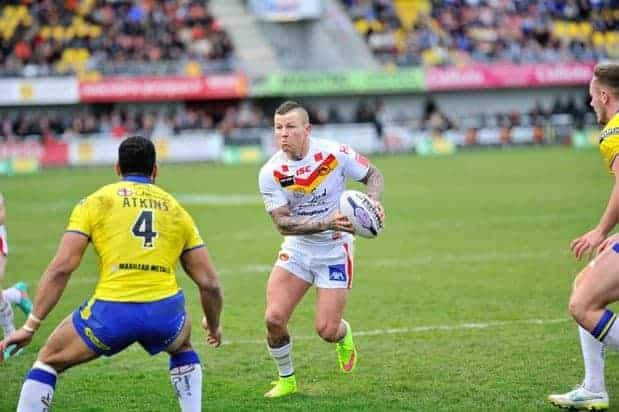 Todd Carney - Catalan Dragons - rugby league
