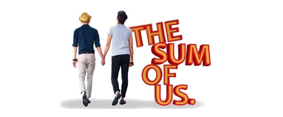 aussie gay classic the sum of us now on in london australian times. Black Bedroom Furniture Sets. Home Design Ideas