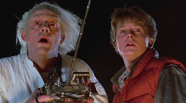 Marty, Doc... the future ain't all it's cracked up to be. We are trying, though.