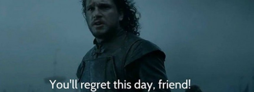 10 memes to brighten a fanboy's day: Thrones, meet Star Wars and LOTR