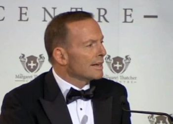 Tony Abbott speech London