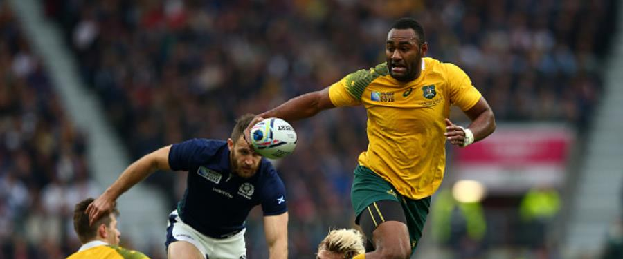 Rugby World Cup 2015 - Wallabies - Australia