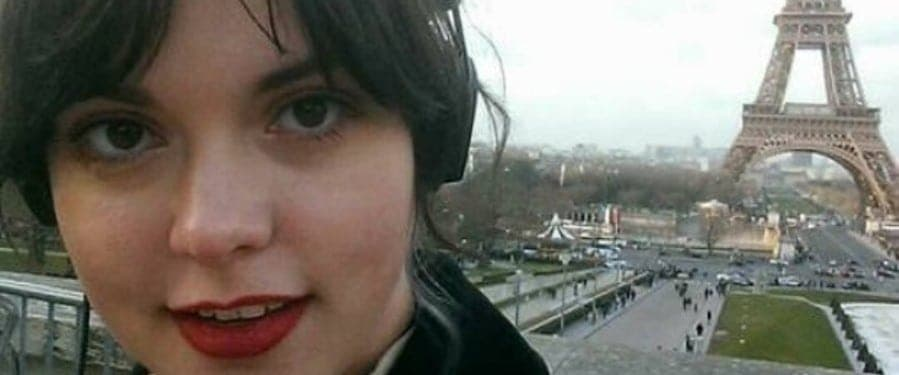 Emma Parkinson - Bataclan Theatre - Paris terror attacks - Australian