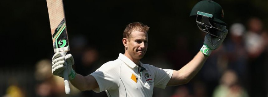 Batsman with second-highest Test average ever, Adam Voges, retires