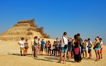 Vitamin D deficient? Egypt is for sun seekers!