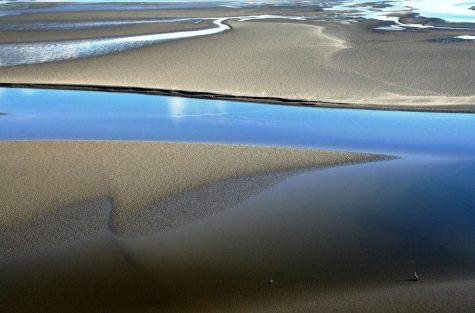 Portmeirion estuary Snowdonia