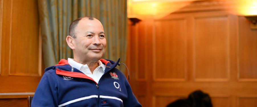 Eddie Jones - Rugby England