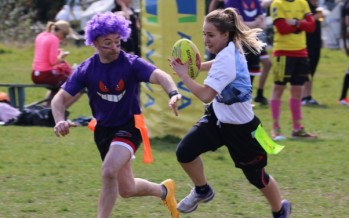 Wasps Tag Rugby Festival attracts sell-out numbers
