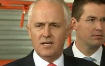 Turnbull confirms call for 2 July double dissolution election