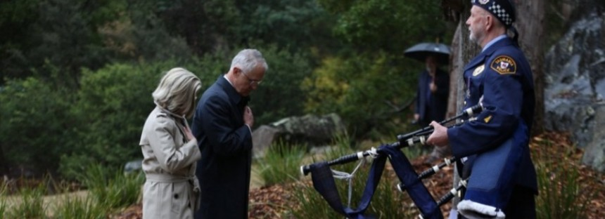 "Australia's gun laws ""a benchmark around the world"" says Turnbull at Port Arthur remembrance"