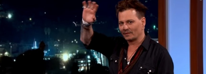 Johnny Depp calls Barnaby Joyce an 'inbred tomato' [VIDEO]